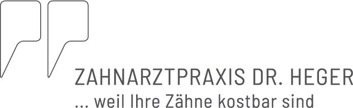 Logo der Zahnarztpraxis Dr. Heger in Nürnberg