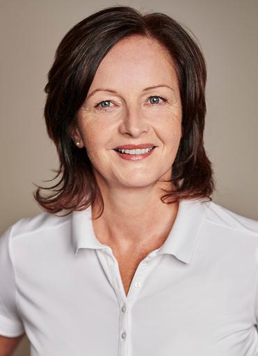 Carola Hetzner, Empfang in der Zahnarztpraxis Dr. Heger in Nürnberg