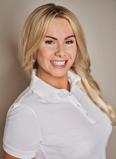 Monika Schnappauf, Assistenz in der Zahnarztpraxis Dr. Heger in Nürnberg